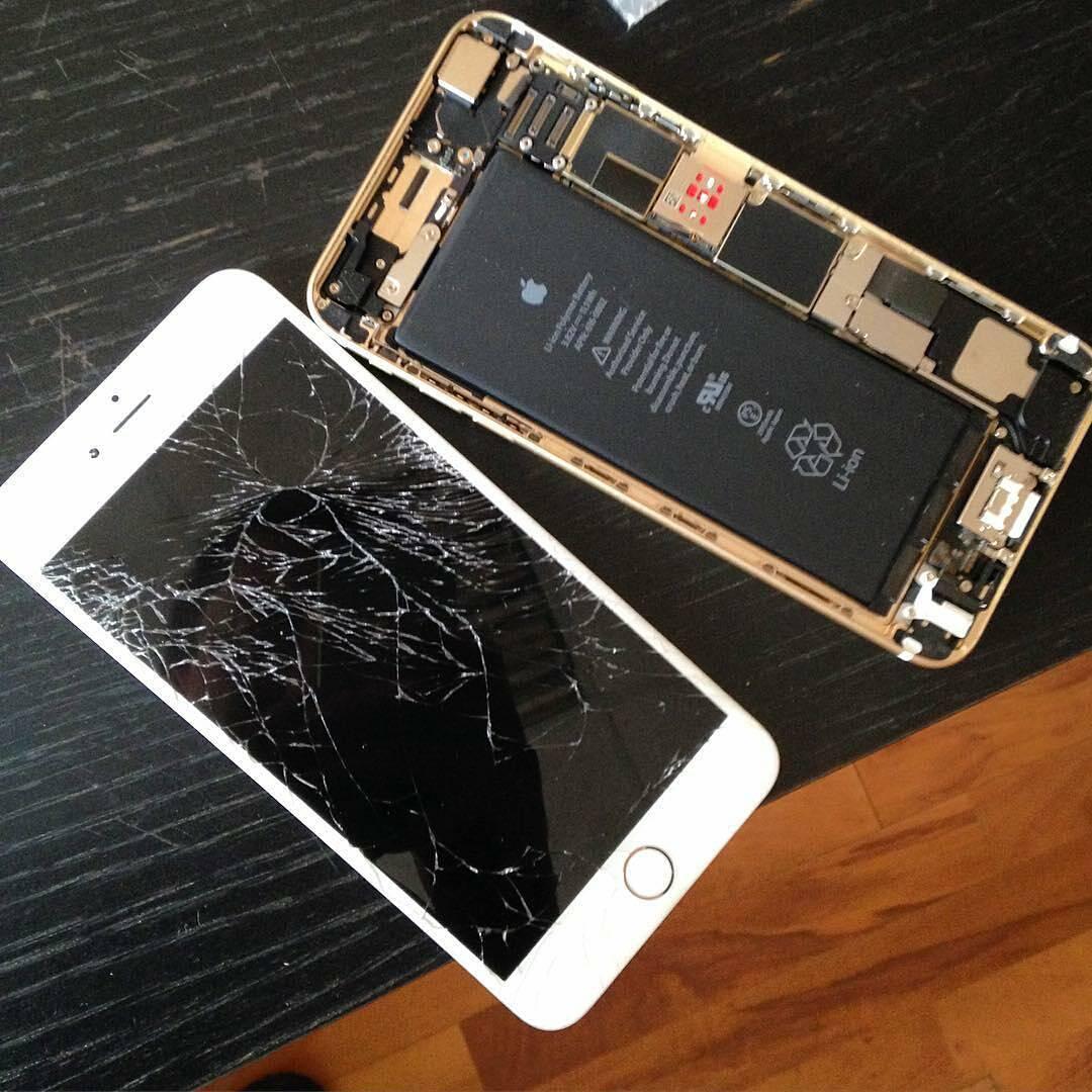 Как все фото с разбитого айфона перенести